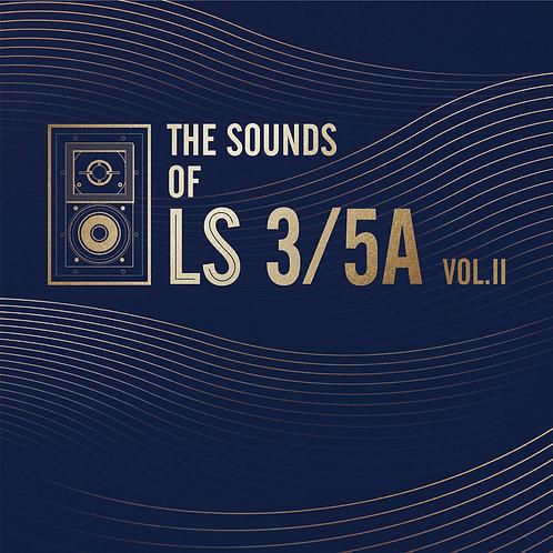 The Sounds of LS 3/5A vol.2 CD
