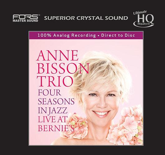 預訂Anne Bisson Trio Four Seasons in Jazz Live at Bernie's UHQCD