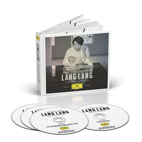 Lang Lang BACH: Goldberg Variations (4CD Deluxe)