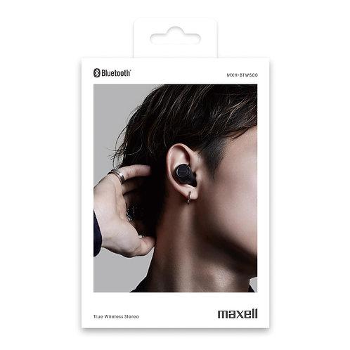 Maxell MXH-BTW500 真無線藍牙耳機