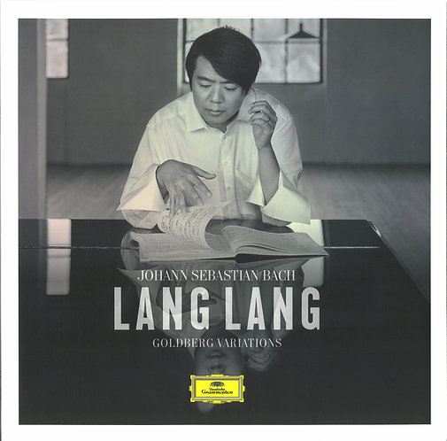 Lang Lang BACH: Goldberg Variations (2LP)