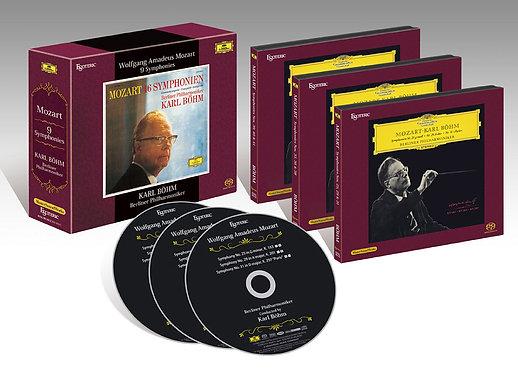 莫札特 第九交響曲 (3CD)