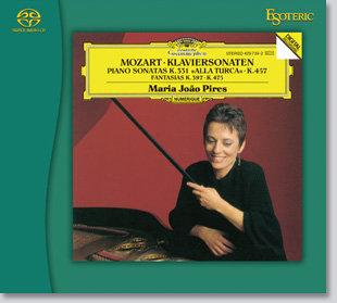 莫扎特:鋼琴奏鳴曲 K. 310、331、457和545
