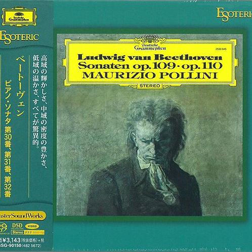 Ludwig van Beethove Piano Sonata No. 30 in E major, Op. 109