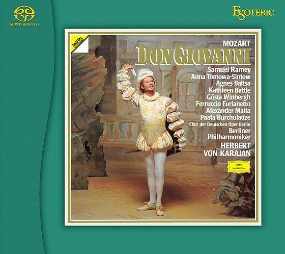 莫扎特 歌劇 唐.喬凡尼 (3CD)