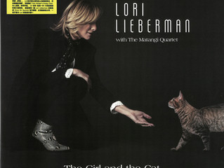 Lori Lieberman                                               The Girl and the Cat