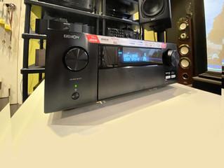 8K升頻 dts:X Pro Denon AVC-X6700H 最新格式全食機王