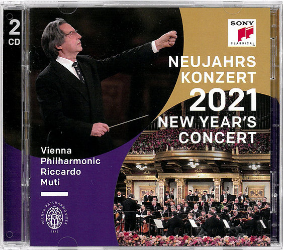 New Year's Concert 2021 2CD