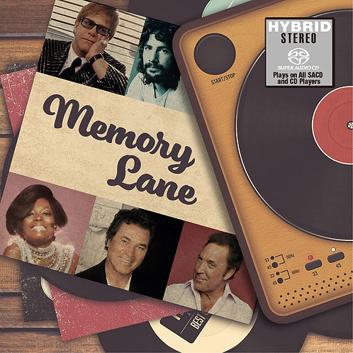 Various Artists Memory Lane SACD (日本壓碟)