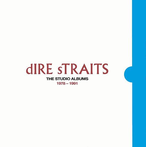 Dire Straits The Studio Albums 1978-1991 6CD