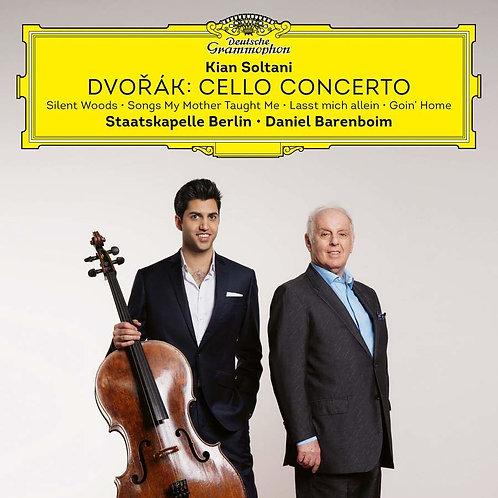 Kian Soltani/SB/Barenboim Dvorak Cello Concerto CD