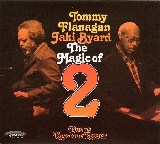 The Magic of 2 夢幻雙鋼琴 原裝美國版CD