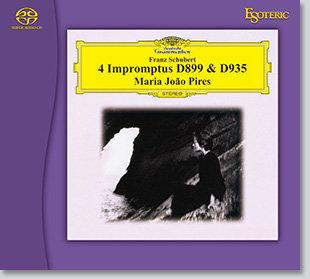 舒伯特 / 即興曲 D.899 & D.935