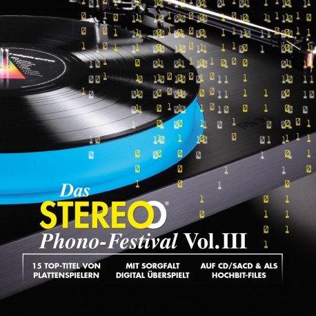 預訂 inakustik x Stereo 金耳朵 唱盤盛宴第3輯 SACD+DVD