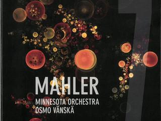 把神秘莫測的風格演繹得井井有條 《Mahler/Symphony No.7》 Minnesota Orchestra/Vanska