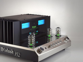 McIntosh MA352合併擴音機傳承與創新的結晶