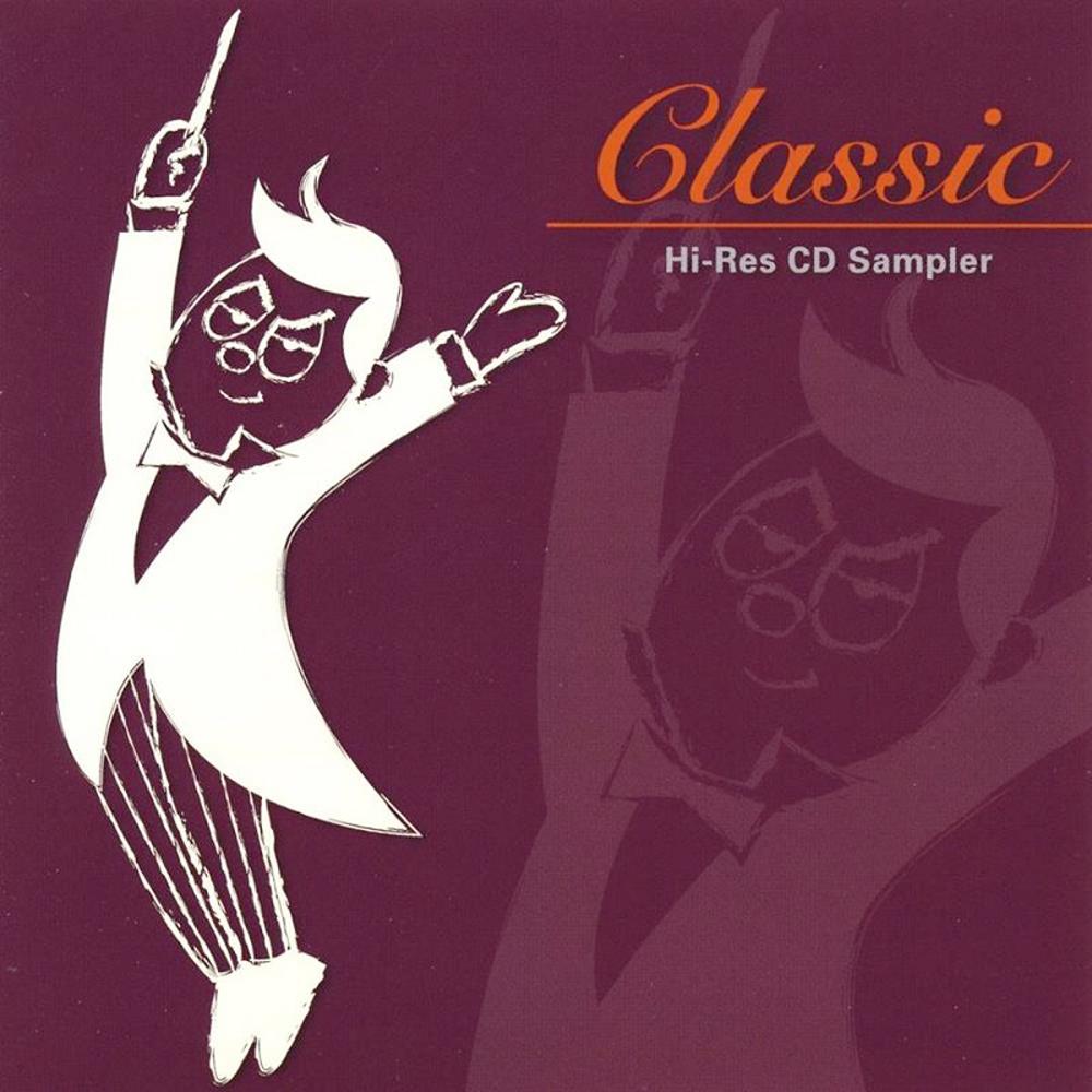 Classic Hi-Res CD Sampler