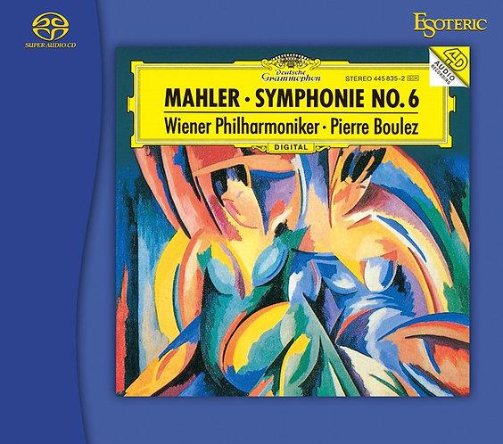 MAHLER Symphonie No.6