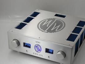 柔美、力足 Modwright Instruments KWH 225i 膽石混合式合併放大器