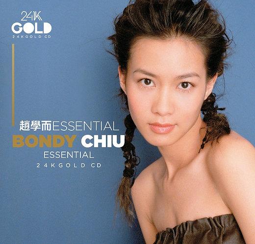 趙學而 Essential 24K Gold CD (日本壓碟)