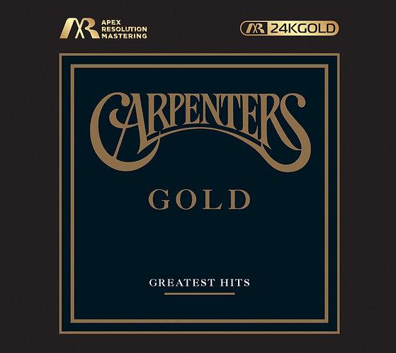 Carpenters Gold ARM 24K Gold CD (日本製造)