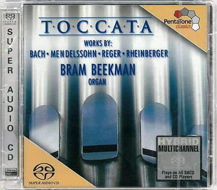 TOCCATA 200 Years German Organ Music