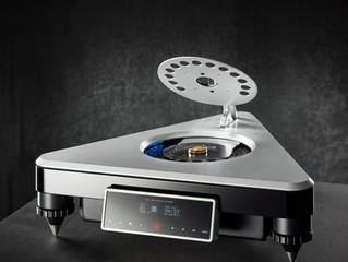 一切從音樂出發 Gryphon 旗艦CD播放機Ethos