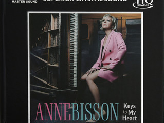 "Anne Bisson ""Keys to My Heart"" UHQCD魅力沒法擋"
