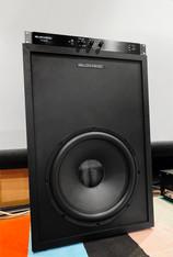 再次蛻變的快.狠.準.勁低頻 Miller & Kreisel C15S重低音箱+VA500超低音功放撰
