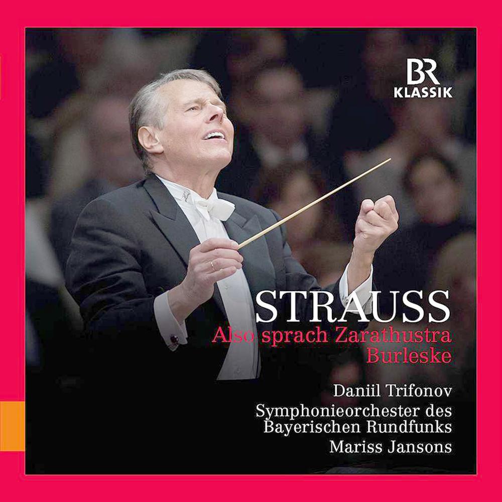 Bavarian Radio Symphony Orchestra & Mariss Jansons