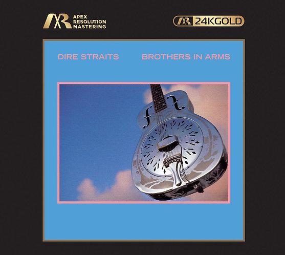 預訂 Dire Straits Brothers in ARMS ARM 24K Gold CD