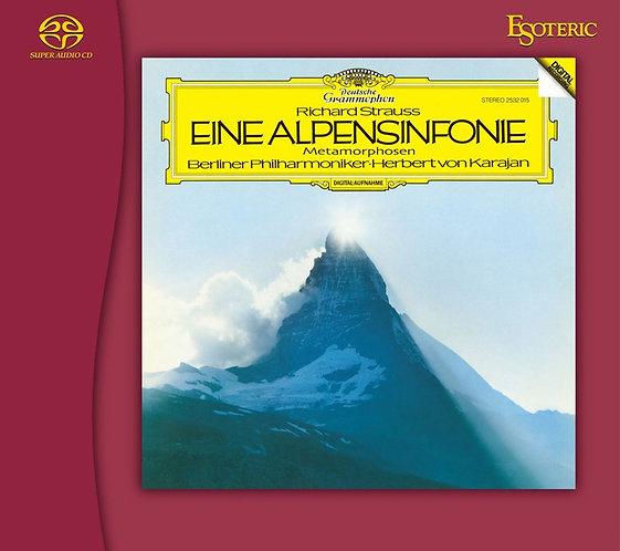 預訂 Eine Alpensinfonie