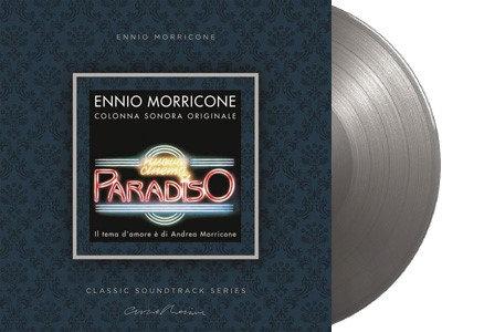 預訂 Ennio Morricone Nuovo Cinema Paradiso Silver LP (2020-10-09發行)