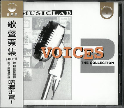 Voices 2 歌聲蒐集