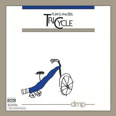 三輪車 Tricycle 180g 45rpm 2LP