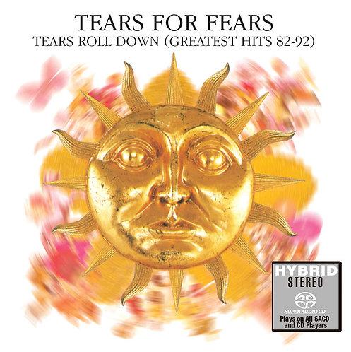 Tears For Fears Tears Roll Down Greatest Hits 82-92 SACD (日本壓碟)