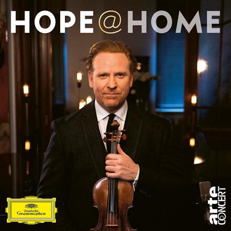 Daniel Hope Hope@Home CD