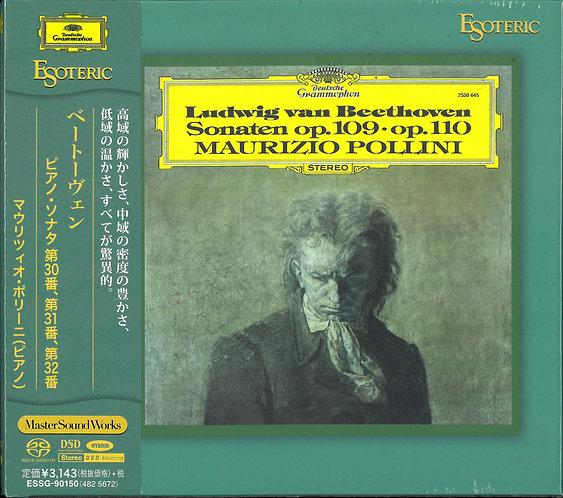 Beethoven Piano Sanatas Nos.30,31&32