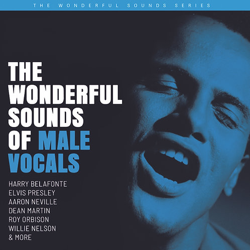 The Wonderful Sounds Of Male Vocals 200g 33rpm 2LP