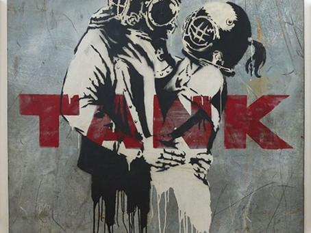 Banksy in Rome
