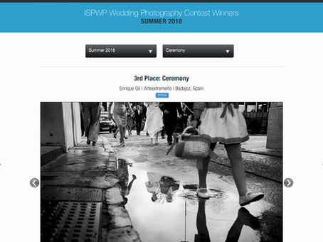 Premio en ISPW
