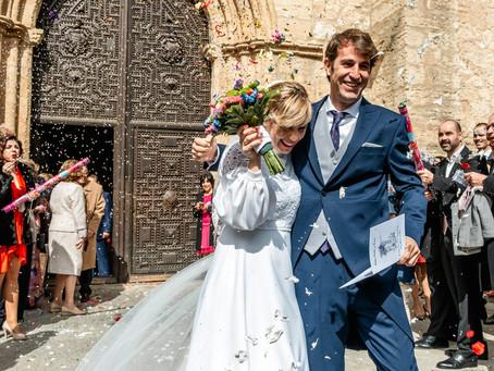 Boda de Laura & Carlos en Ciudad Real