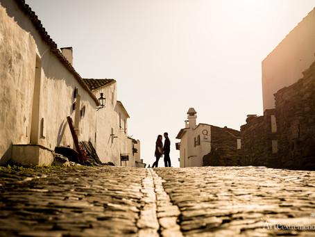 Preboda en Monsaraz (Portugal).