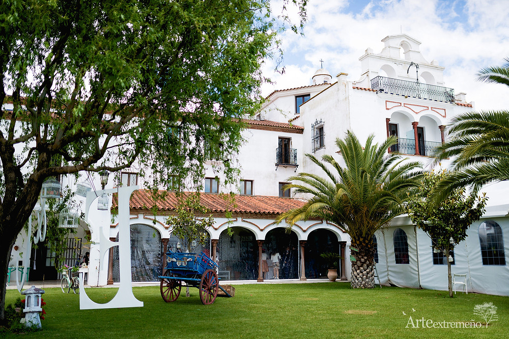 Arteextremeño. Fotógrafo de Bodas en Badajoz y Cáceres. Boda en Zafra. Bodegas Medina.