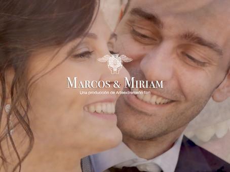 """Boda """"petit"""" de Marcos y Miriam en Salamanca."""