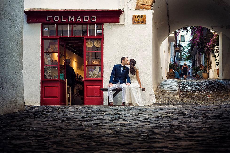 Fotografía de bodas por Arteextremeño