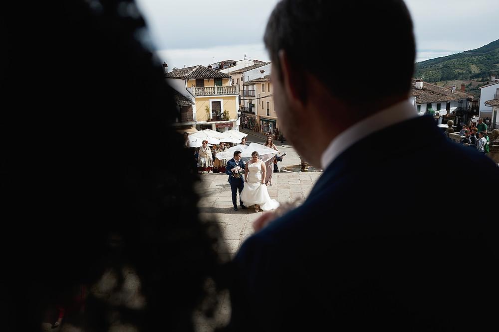 Boda en Guadalupe, Cáceres por Arteextremeño