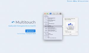 Multitouch App imprescindible para crear atajos en Lightroom