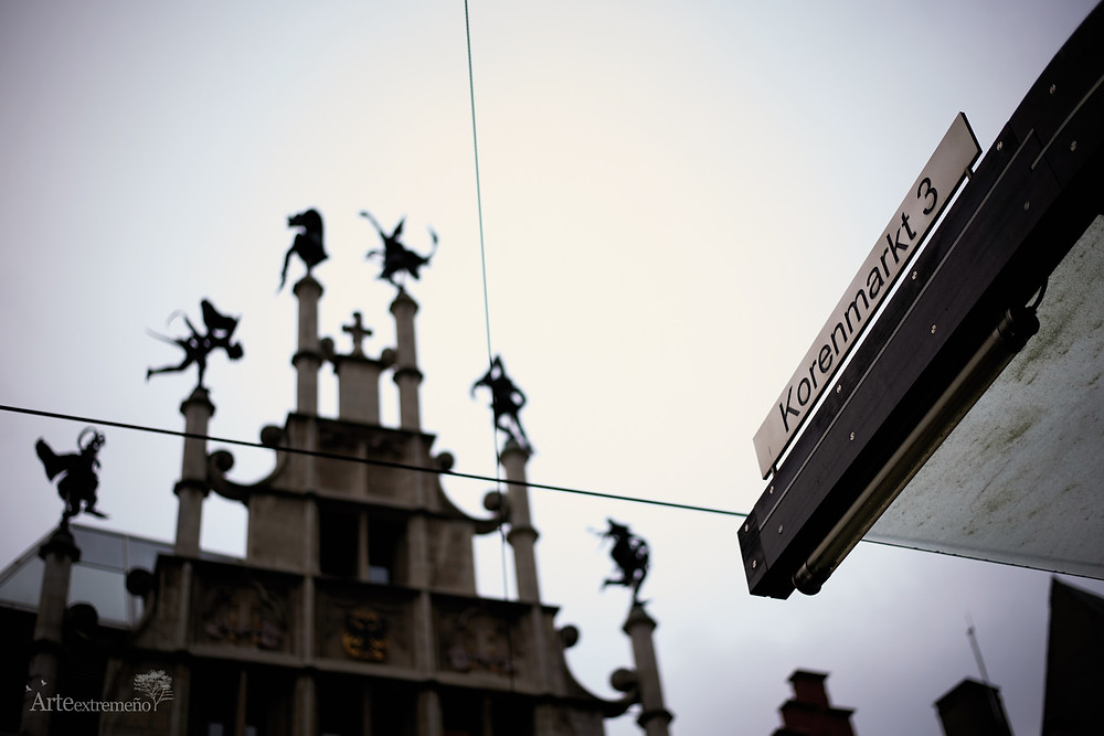 Boda en el Castillo de las Arguijuelas (Cáceres) y postboda en Bruselas