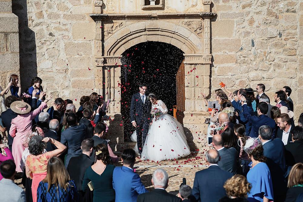 Juan & Inés. Boda en Mérida y Castillo de las Arguijuelas de Cáceres.